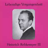 Lebendige Vergangenheit - Heinrich Rehkemper Vol 3