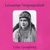 Lebendige Vergangenheit - Goeta Ljungberg