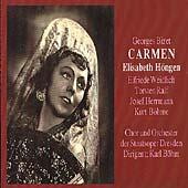 Bizet: Carmen / Boehm, Hoengen, Herrmann, Ralf, Boehme
