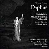 R. Strauss: Daphne / Boehm, Reining, Frutschnigg, et al