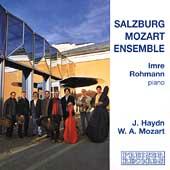 Salzburg Mozart Orchestra/Mozart, Haydn: Divertimentos / Salzburg Mozart Ensemble [90592]