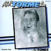 Live With The Mel-Tones, Volume Two