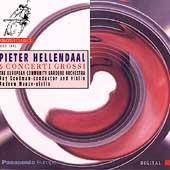 Hellendaal: 6 Concerti Grossi / Roy Goodman, et al