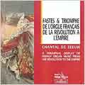 A Triumphal Display of French Organ Music / De Zeeuw