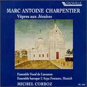 Charpentier: Vepres aux Jesuites / Michel Corboz, et al