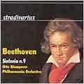 Beethoven: Symphony no 9 / Klemperer, Philharmonia Orchestra