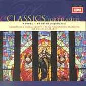 Handel: Messiah Highlights / Sargent, Morison, Lewis, et al