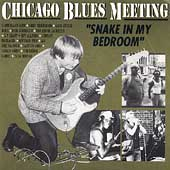 Chicago Blues Meeting: Snake In My Bedroom