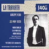 The Forties - Verdi: La Traviata / Gui, Caniglia, Gigli