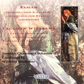 English String Music - Elgar, Vaughan Williams / Boettcher