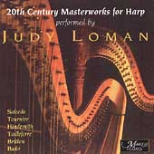 20th Century Masterworks for Harp performed by Judy Loman