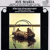 Ave Maria / Aarburg, Lang, Clement, Zuercher Saengerknaben