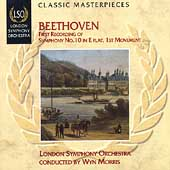 LSO Series - Beethoven: Symphony no 10 / Wyn Morris