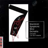 Stockholm Symphonic Wind Orchestra / Jun'ichi Hirokami