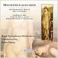 Mendelssohn: Symphony no 3, Calm Sea and Prosperous Voyage