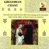 Vocal Archives - Gregorian Chant / Saint Pierre de Solesmes