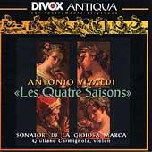 Antiqua - Vivaldi: Le Quattro Stagioni / Carmignola, et al