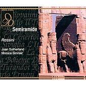 Rossini: Semiramide / Bonynge, Sutherland, Sinclair, et al