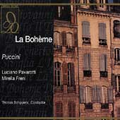 Puccini: La Boheme / Schippers, Pavarotti, Freni, et al