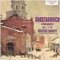 Shostakovich: String Quartets no 4, 7 & 8 / Kreutzer Quartet