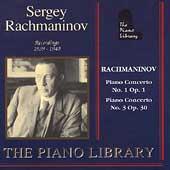The Piano Library - Sergei Rachmaninov