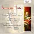 Baroque Flute - C .P. E. Bach, J. S. Bach / Baxtresser