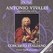 Vivaldi: Concerti per Archi /Alessandrini, Concerto Italiano