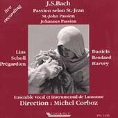 Bach: Passion selon St-Jean / Corboz, Lins, Scholl, et al