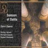 Saint-Saens: Samson et Dalila / Verrett, Cassily, Massard