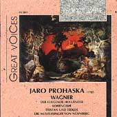 Great Voices - Jaro Prohaska sings Wagner