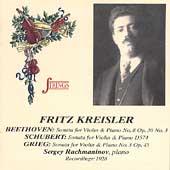 Strings - Beethoven, Schubert, Grieg / Kreisler, Rachmaninov