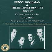 Benny Goodman & the Budapest Quartet - Mozart, Schubert