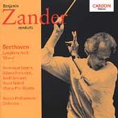 Beethoven: Symphony no 9 / Zander, Labelle, Fortunato, et al