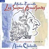 Chedeville: Les Saisons Amusantes / Palladian Ensemble