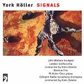 Hoeller: Signals / Zender, Wallace, Chen, Ravinia Trio, et al