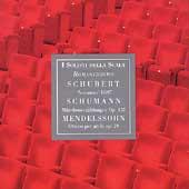 Romanticismo - Schubert, Schumann, Mendelssohn