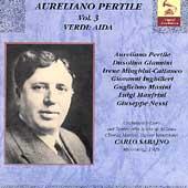 Vocal Archives - Aureliano Pertile Vol 3 - Verdi: Aida