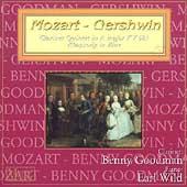Mozart: Clarinet Quintet;  Gershwin / Goodman, Wild, et al