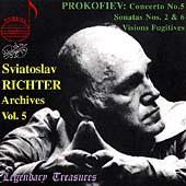 Legendary Treasures - Sviatoslav Richter Archives Vol 5
