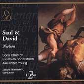 Nielsen: Saul and David / Horenstein, Christoff, et al