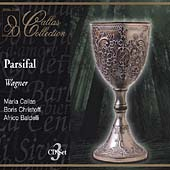 Callas Collection - Wagner: Parsifal / Gui, Christoff, et al