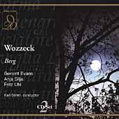 Berg: Wozzeck / Boehm, Evans, SIlja, Uhl, et al