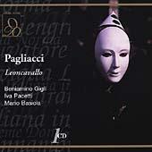 Leoncavallo: Pagliacci / Ghione, Gigli, Nessi, et al