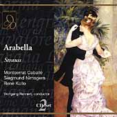 Grand Tier - Strauss: Arabella / Rennert, Caballe, Nimsgern, Kollo, etc