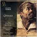 Verdi: Otello / Karajan, Vickers, Freni, Glossop, et al