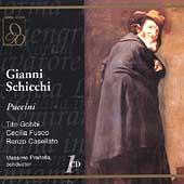 Puccini: Gianni Schicchi / Pradella, Gobbi, Fusco, et al