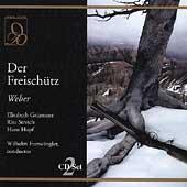 Weber: Der Freischuetz / Furtwaengler, Gruemmer, Streich, et al