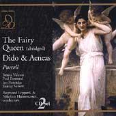 Purcell: The Fairy Queen, Dido & Aeneas / Leppard, et al