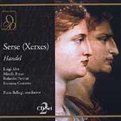 Handel: Serse / Bellugi, Alva, Freni, Panerai, et al