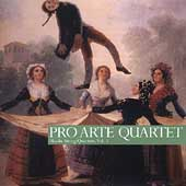 Haydn: String Quartets Vol 3 / Pro Arte Quartet